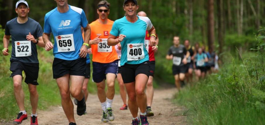 The Hurt Trail Run