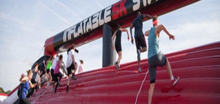 Inflatable 5km Nottingham