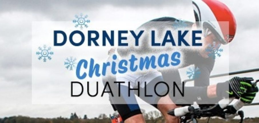 Dorney Lake Christmas Banner Duathlon1