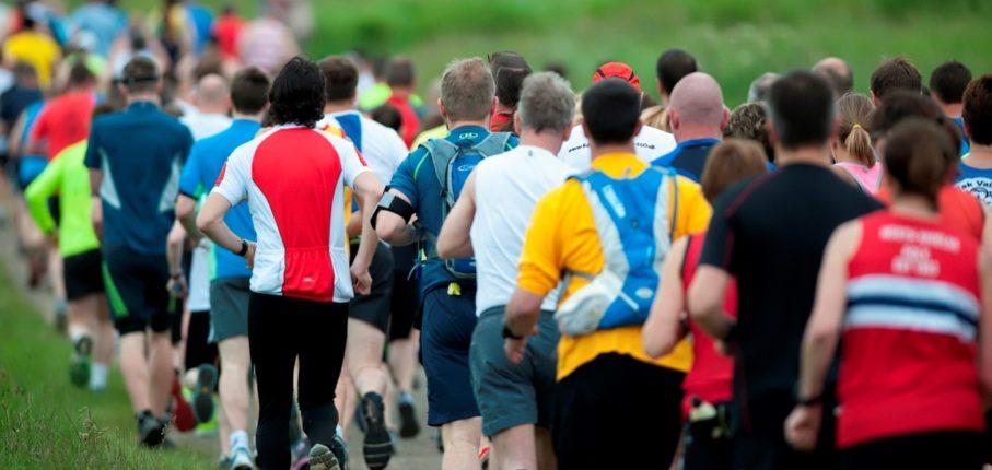 Durham Coast Half Marathon 2014 Runners
