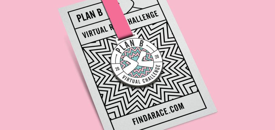 Plan B Medal Card