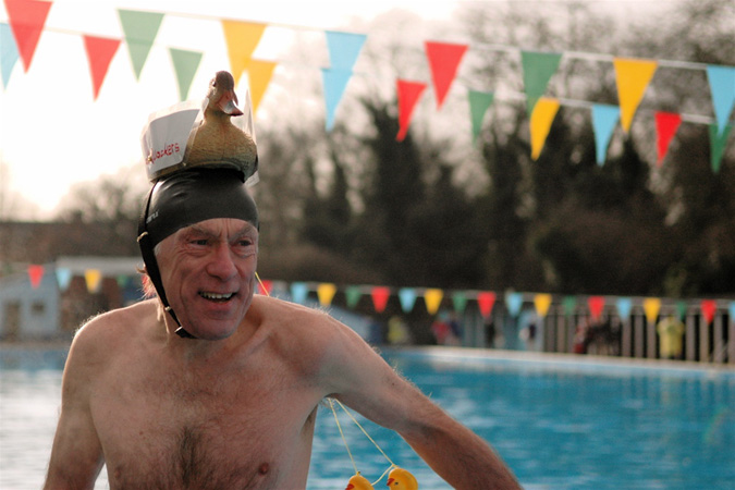 cold water swimming championship