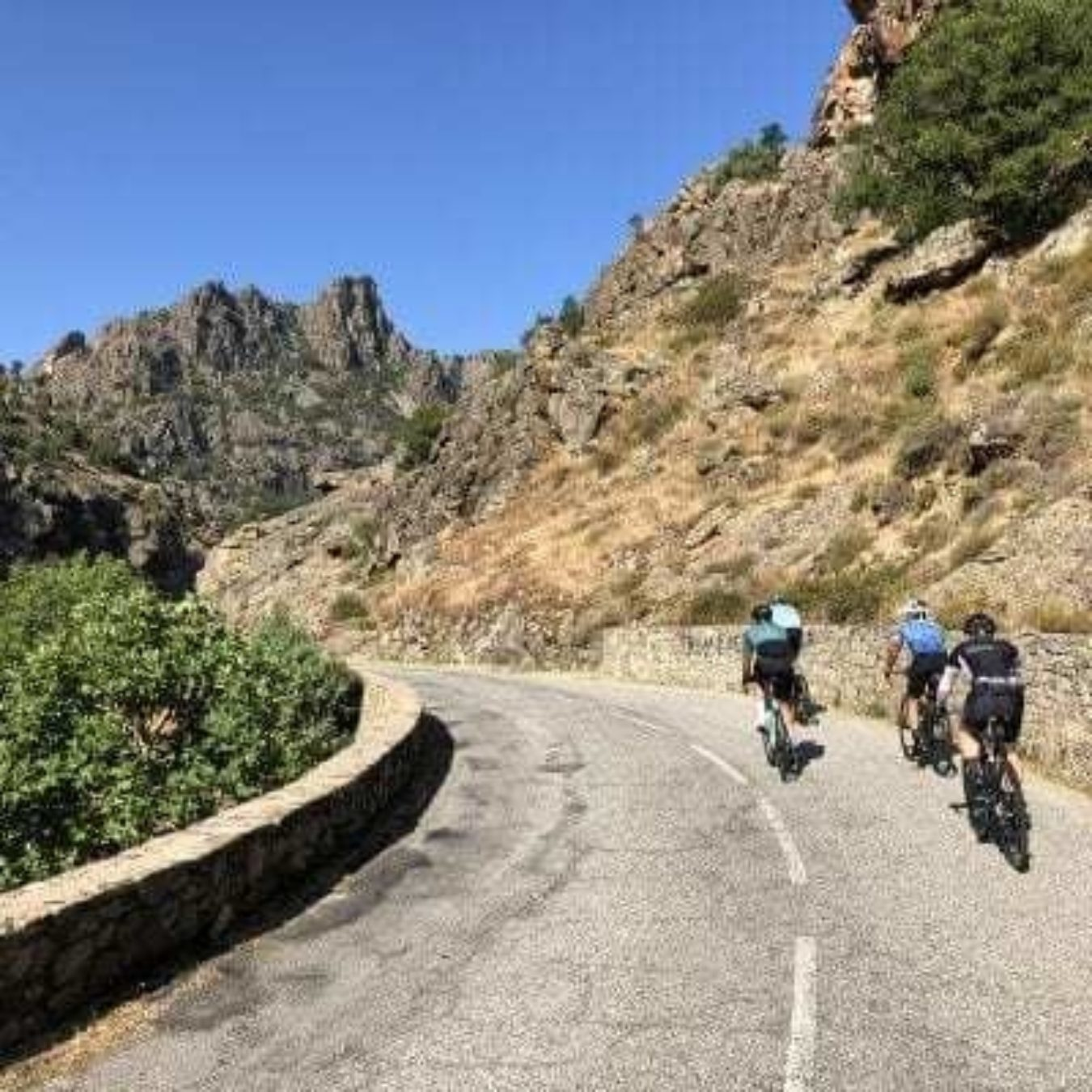 Corsica Cycling Break Group 400X400