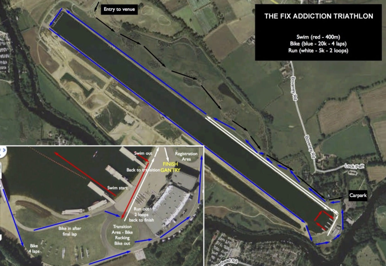 The Fix Addiction Triathlon 2015