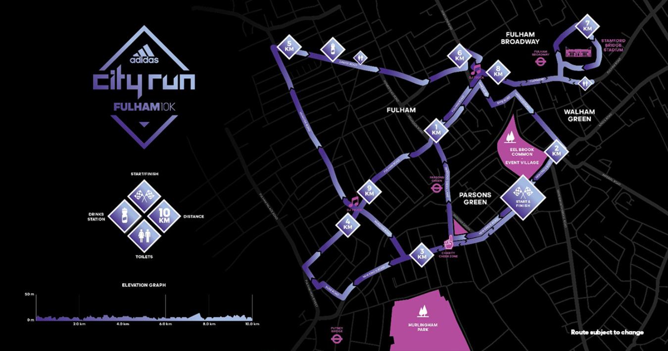 Fulham Route
