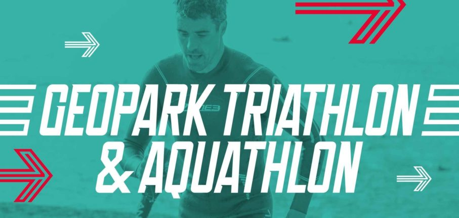 Geopark Aquathlon Facebook Event