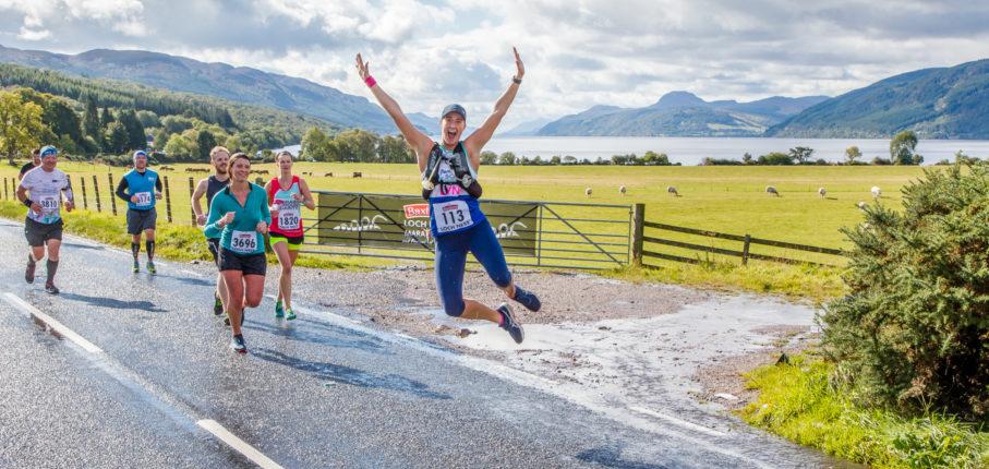 Loch Ness Marathon 2018 Hi Res