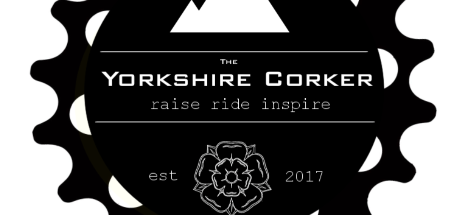 New Yorkshire Corker Logo Black