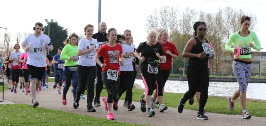 Runfest Lee Valley Race
