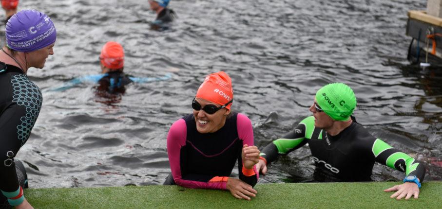 Open Water Swim 147