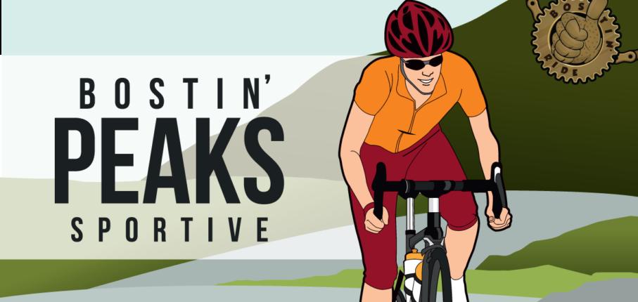 Bostin Peaks Cover