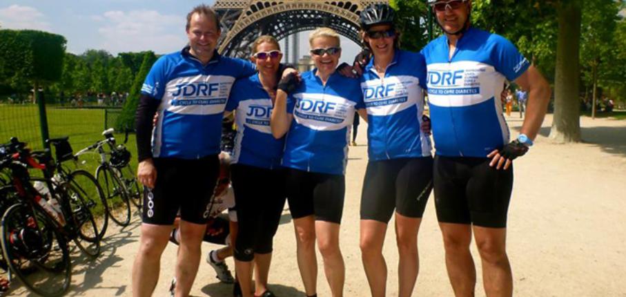 London To Paris Bike Ride 1