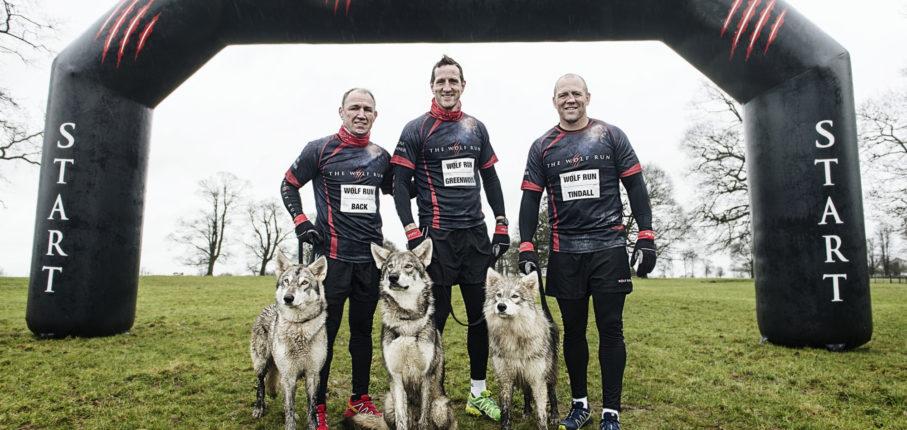 Wolf Run Start Arch Neil Back Will Greenwood Mike Tindall Www Thewolfrun Com