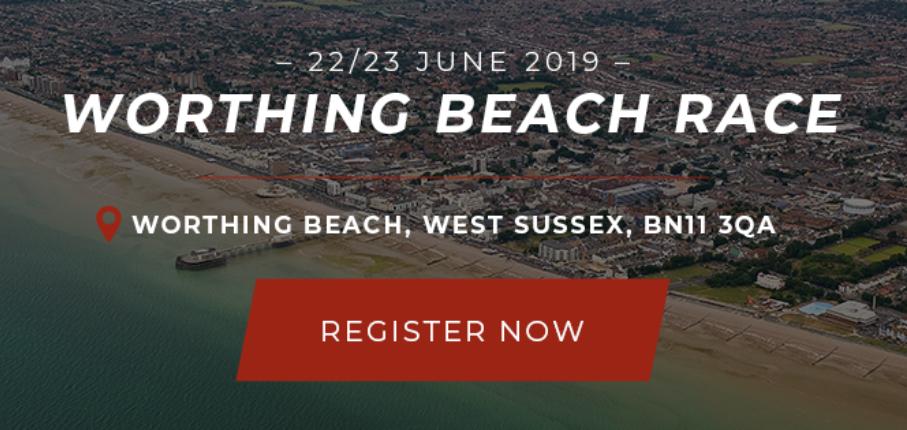 Worthing Beach Register Now