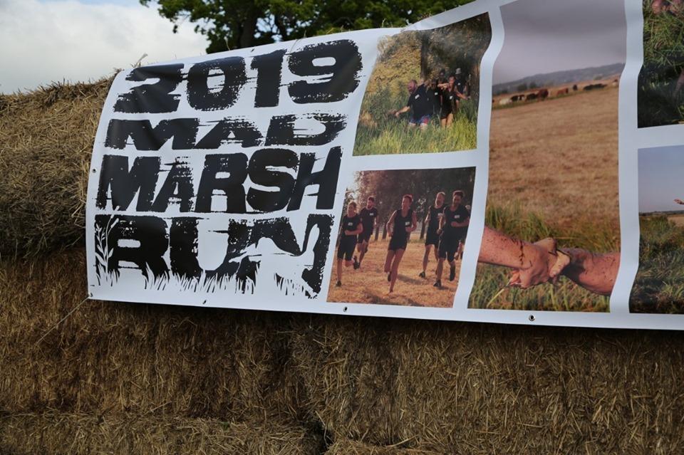 Mad Marsh Run Cover