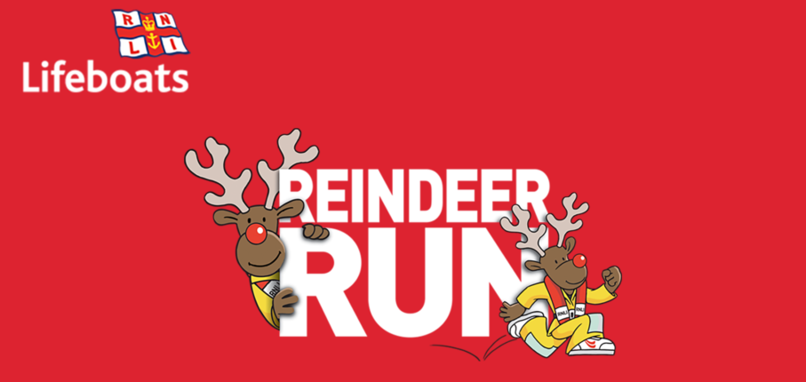 Reindeer Run Find Arace Image 8000 X 4000