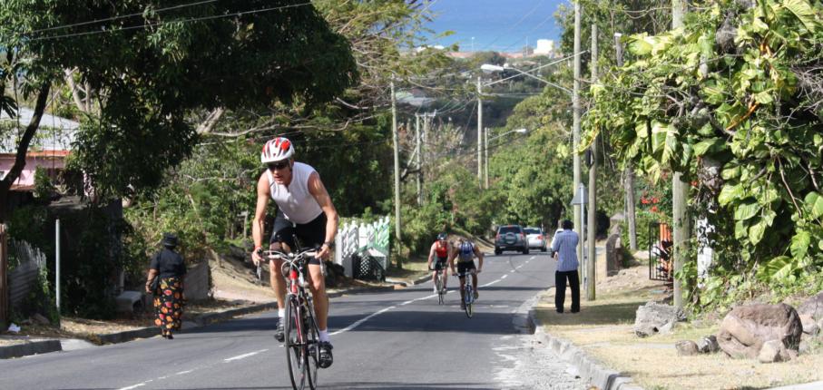 Triathlon Anaconda Hill