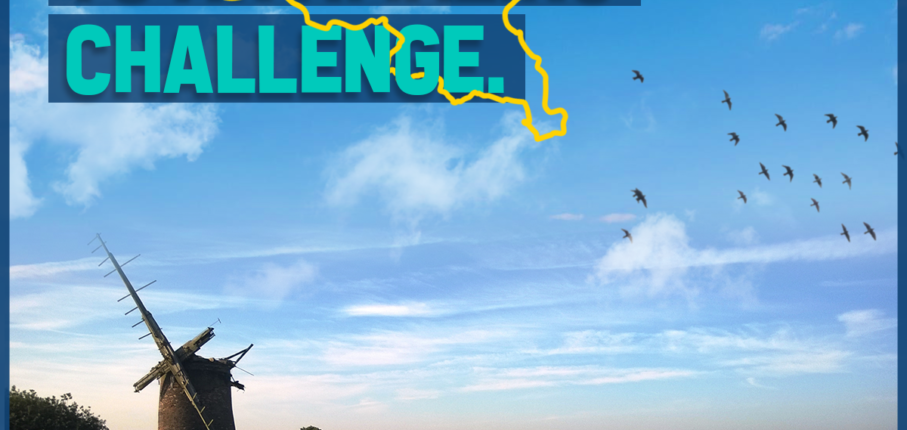 Broad Walk Challenge Social Image