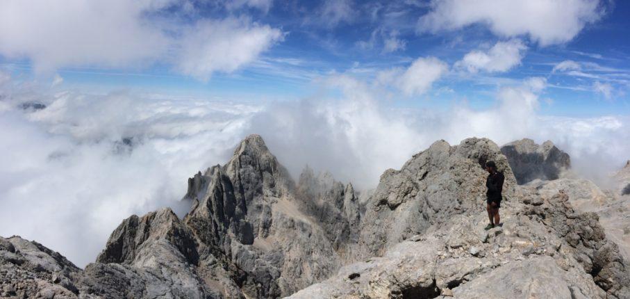 High Mountains Picos Europa