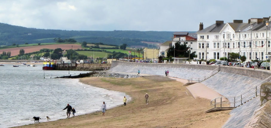Exmouth Seafront 10Km