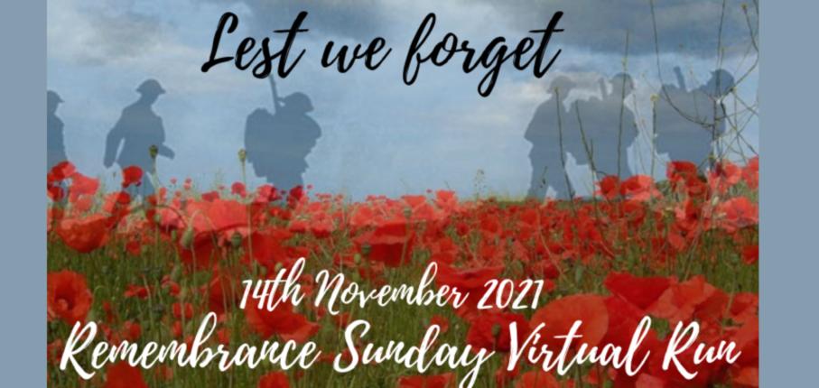 Remembrance Sunday Findarace