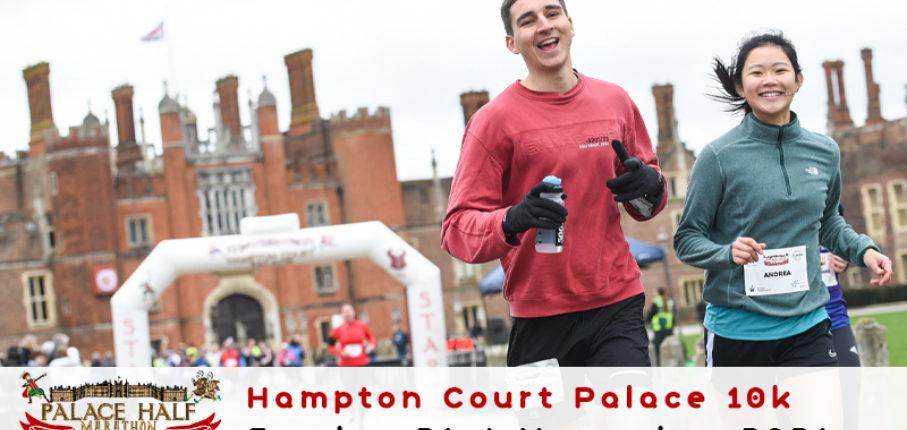 Hampton Court Banner 10K Nov