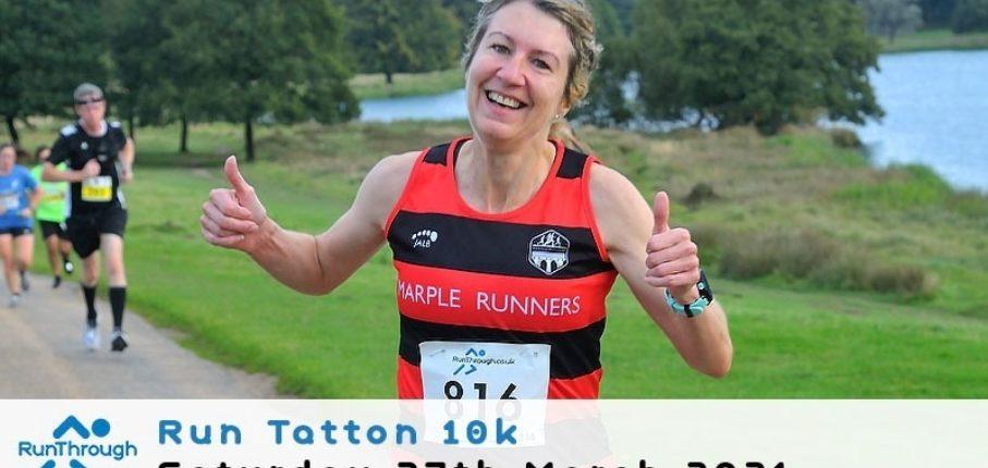 Run Tatton 10K March