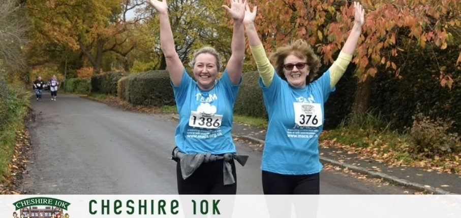 Cheshire 10K October 2021