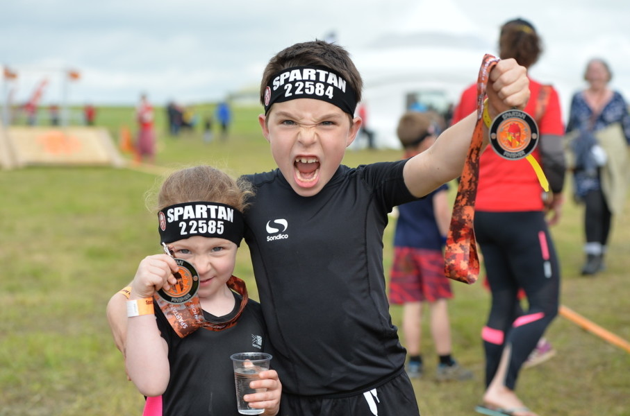 Spartan Kids 11