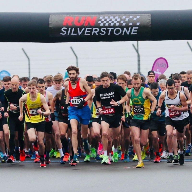 Run Silverstone Hub
