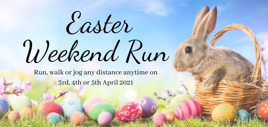 Easter Weekend Findarace
