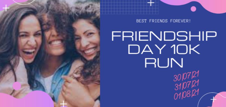 Friendship 10K Findarace
