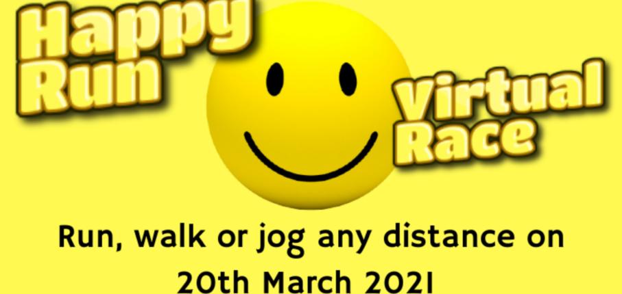 Happy Run Finda Race