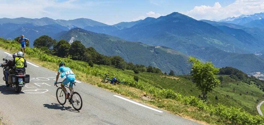 Key Climbs Pyrenees