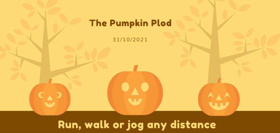 Pumpkin Plod Findarace