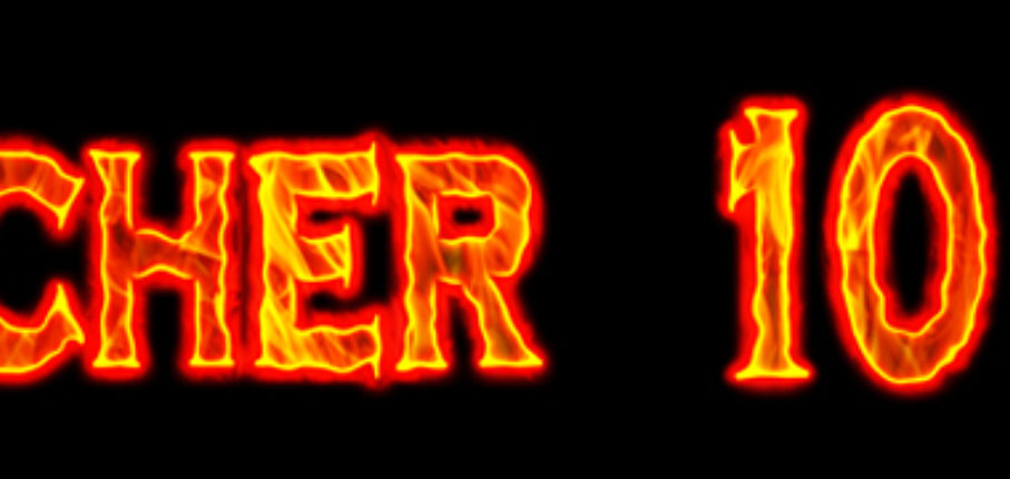 Scorcher Text Banner For Rr