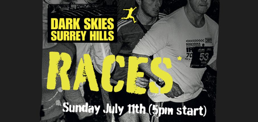 The Dark Skies Surrey Hills