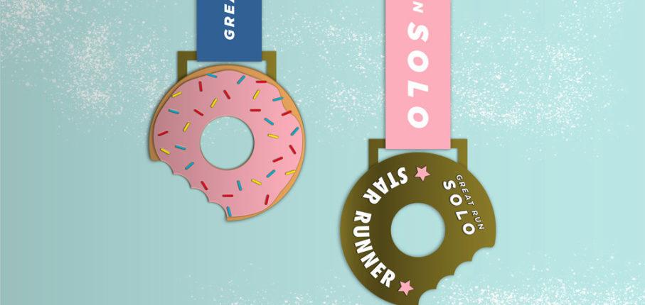 Bakers Dozen Medal