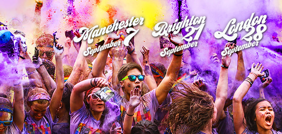 Color Run Tcruk 2019 Web Coverimage Dates 1281X530 1