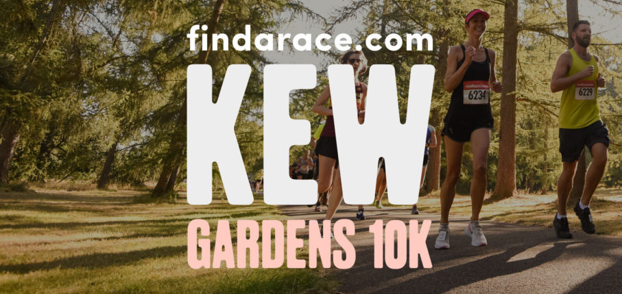 Kew 10K Header