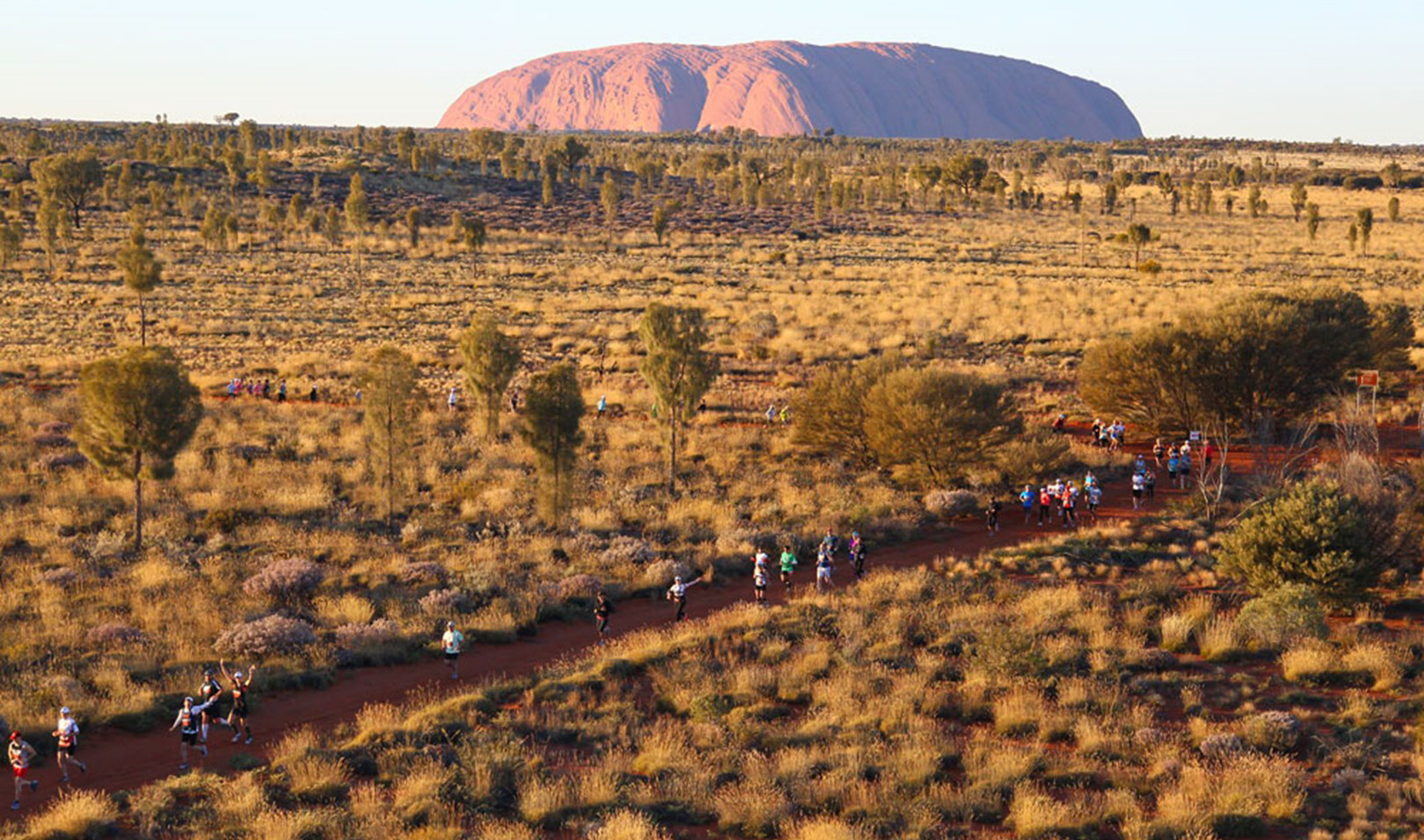 Outback Marathon