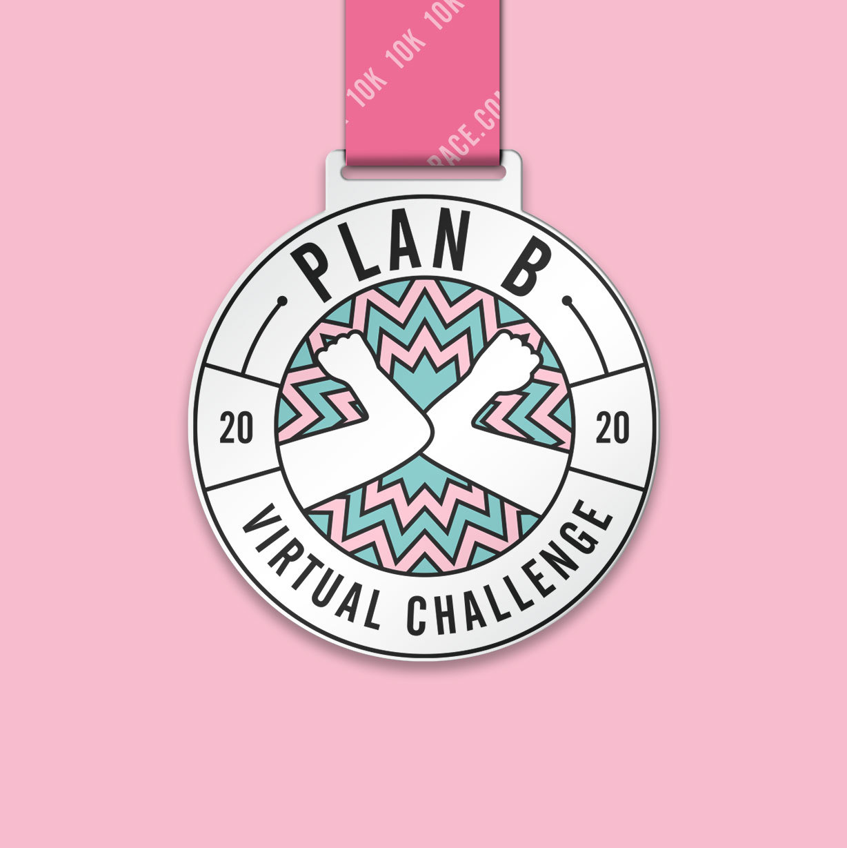 Plan B Medal Mockup Small 2