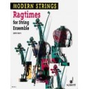 Searle, Leslie - Ragtimes for String Ensemble