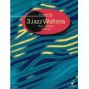 Puetz, Eduard - Three Jazz Waltzes