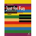 Moser, Jürgen - Just for Fun   Band 1