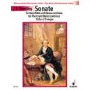 Wendling, Johann Baptist - Sonata D major op. 4/3