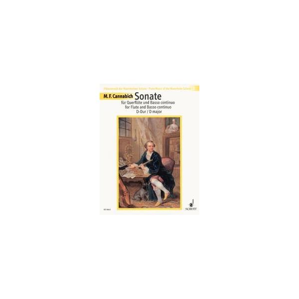 Cannabich, Martin Friedrich - Sonata D Major op. 1/1
