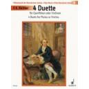 Richter, Franz Xaver - Four Duets