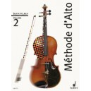 Volmer, Berta - Méthode dAlto   Volume 2
