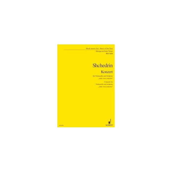 Shchedrin, Rodion - Concerto